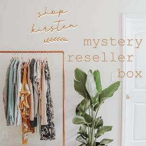 5 piece Mystery Reseller Box ✰  Make $$$